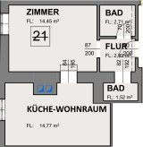 Apartment 21 plan